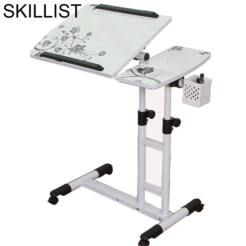 Mesa Dobravel Tafelkleed Office Lap Escritorio De Oficina Small Adjustable Bedside Laptop Stand Study Table Computer Desk