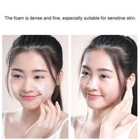 80ml Face Cleanser Removing Dead Skin Pore Tight Peeling Mousse Exfoliating Moisturizer Cleanser Oil Control Face Care 2