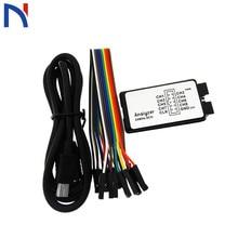 USB логический анализатор 24 м 8CH микроконтроллер ARM FPGA инструмент отладки 24 МГц, 16 МГц, 12 МГц, 8 МГц, 4 МГц, 2 МГц логический анализатор