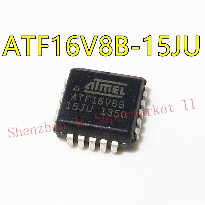5PCS ATF16V8B-15JU ATF16V8B PLCC-20 NEW