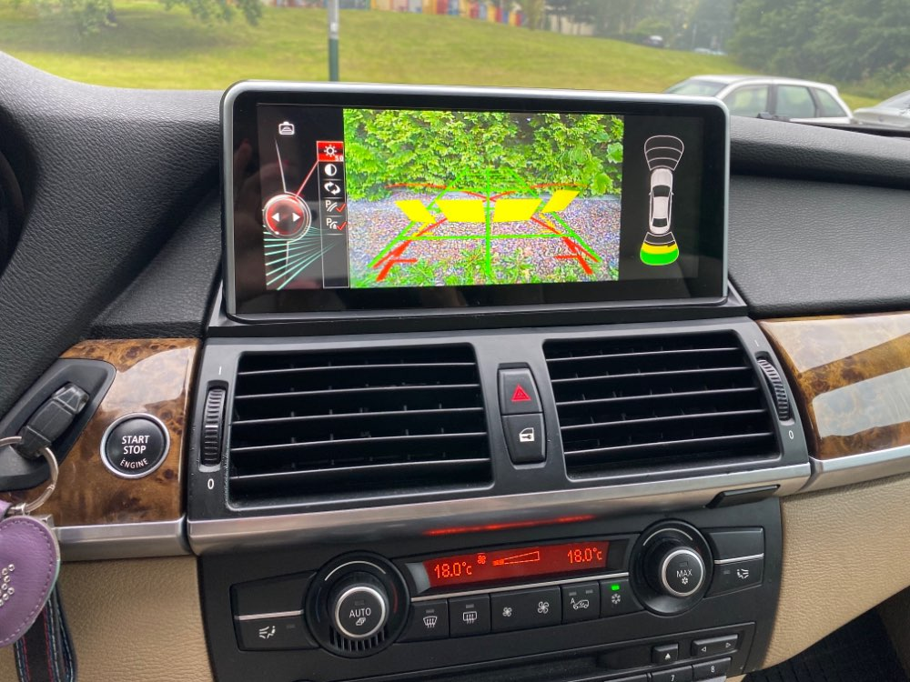navigatie dedicata cu android bmw e70 caraudiomarket craiova