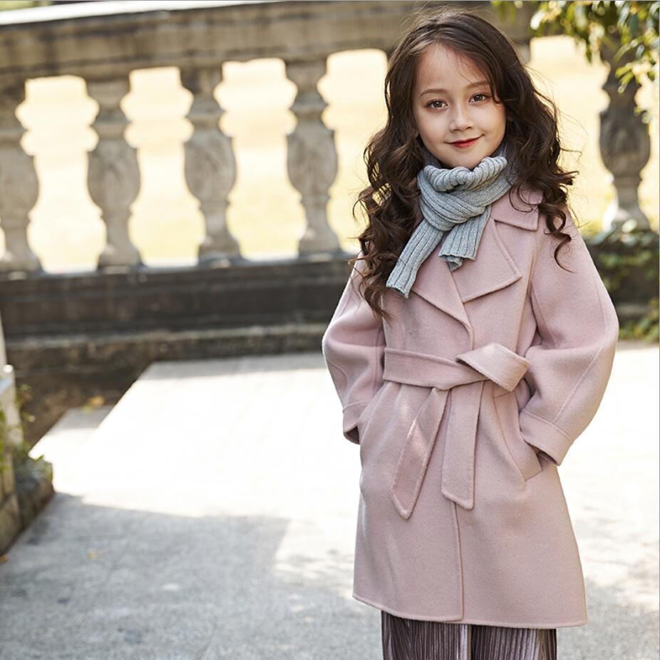 de la grossa casaco longo das criancas 05