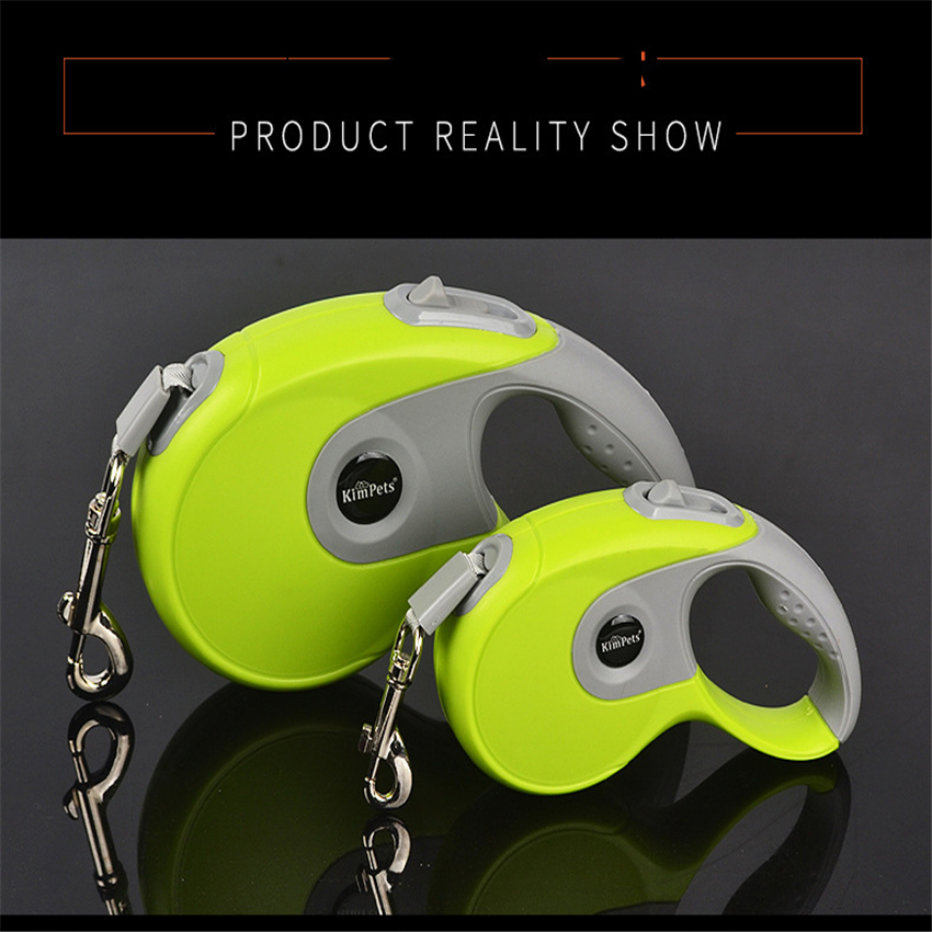 Extending Retractable Dog Leash for any dog breed