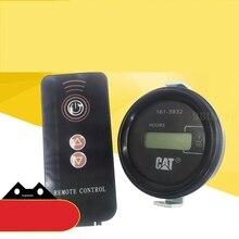 สำหรับ CATERPILLAR CAT 307 312 320D 320D2 336D2 ชั่วโมงจับเวลาการทำงานชั่วโมงจับเวลารีโมทคอนโทรล Excavator อุปกรณ์เสริม