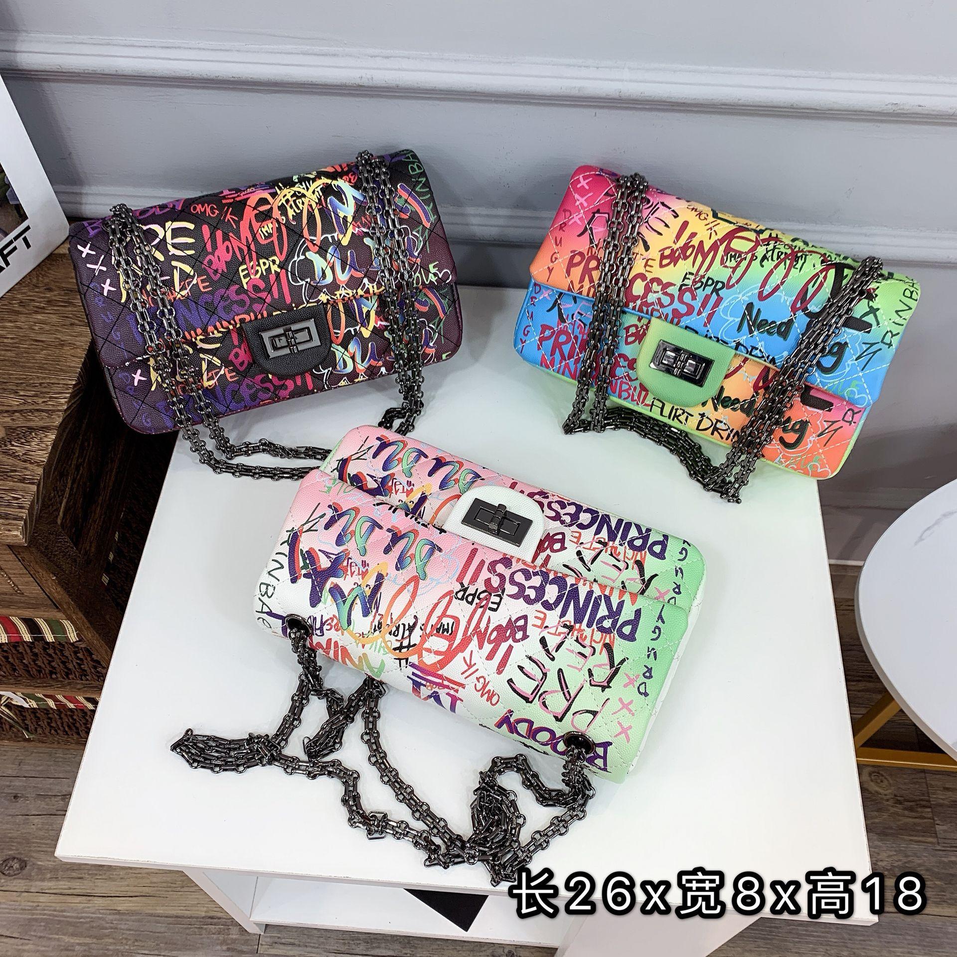 Bolsa das mulheres 2019 nova cor grafite