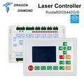 DRAGON DIAMOND Co2 лазерный DSP контроллер системы Ruida RDC6442G/S для лазерной гравировальная и режущая машина RDC 6442 6442G 6442S