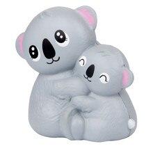 Mini Adorable Koala-Combination Slow Rising Scented Stress Reliever Toys poopsie