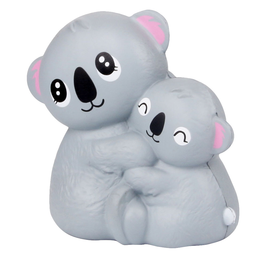 Mini Adorable Koala-Combination Slow Rising Scented Stress Reliever Toys Poopsie Slime Surprise Dropshiping W1016