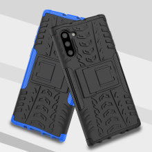 Case For Samusng Note 10 Cover Silicone Soft TPU + PC Heavy Duty Armor Back Galaxy Coque Fundas