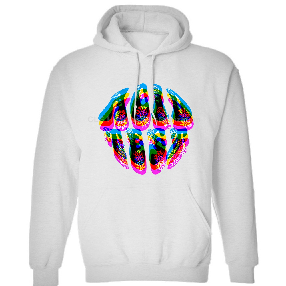new Trippy Tie Dye Death Note Ryuk Graphic Unisex Pullover Hoodie Sweatshirt