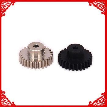 27 T dientes engranaje del Motor 540 Motor para Rc modelo de coche 1/18 Wltoys A959 A969 A979 K929 27 diente A580044
