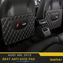 For Audi A6 C7 2011-2019 Car Care Seat Back Protector Cover
