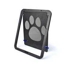 24x29 cm Dog Footprint Pattern Pet Cat Door Gates Ramps Window Screen Supplies Hot Sale