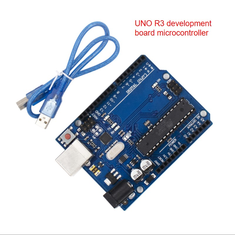 Arduino R3 UNO R3 Development Board Microcontroller Upgraded Version Starter Kit With Usb Cable