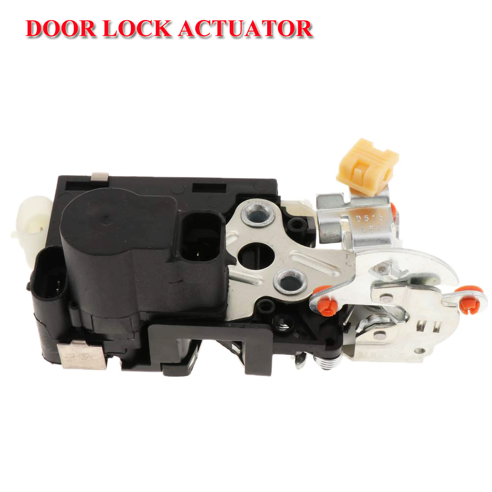 Front Left Driver Side Door Lock Actuator 15053681 15068499 15110643 For 00 06 Silverado Sierra Tahoe Yukon Interior Door Handles Aliexpress