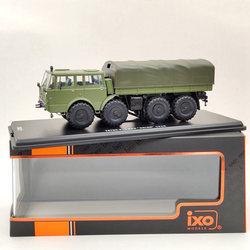 IXO 1:43 Tatra 813 8X8 KOLOS 1968 TRU025 Green Truck Diecast Models Limited
