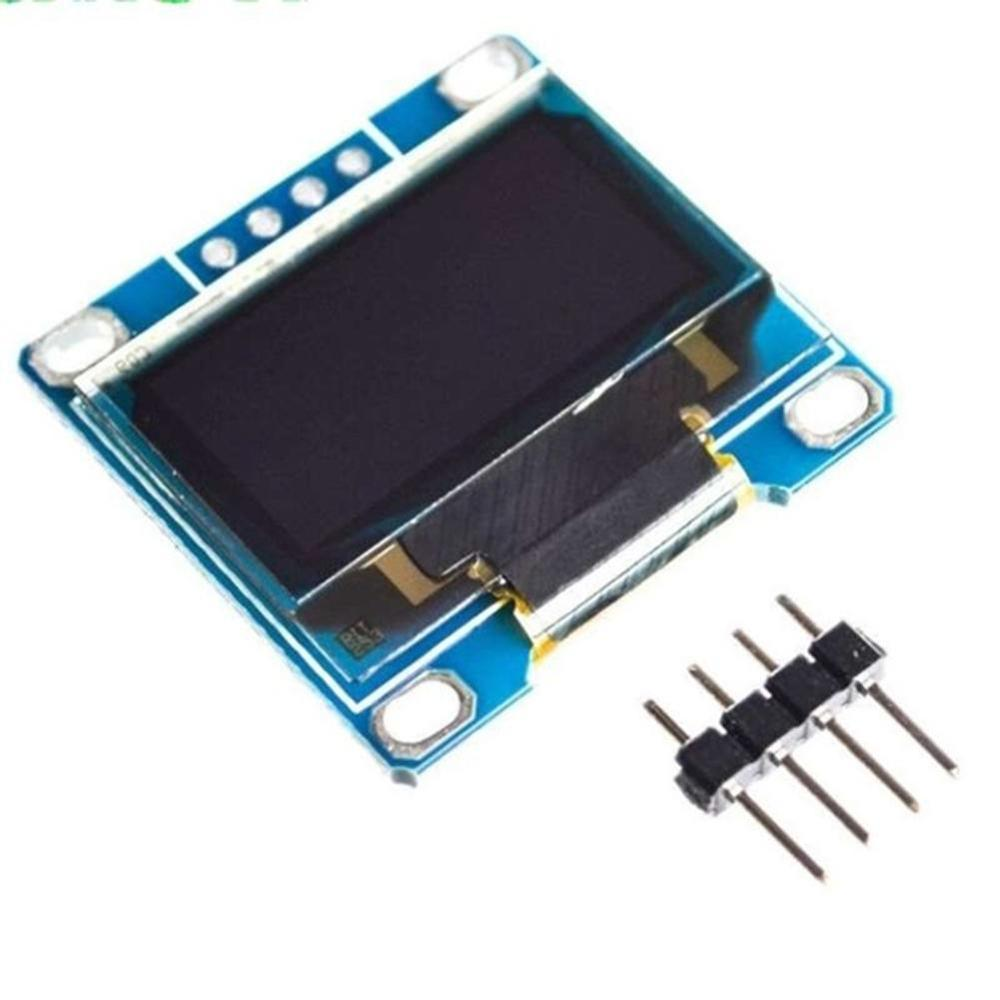 1pc 128*64 Digital LED Display Module For 51 Series 2 Board Pack Series  MSP430 Four Driver / Serial CSR IC F6C7