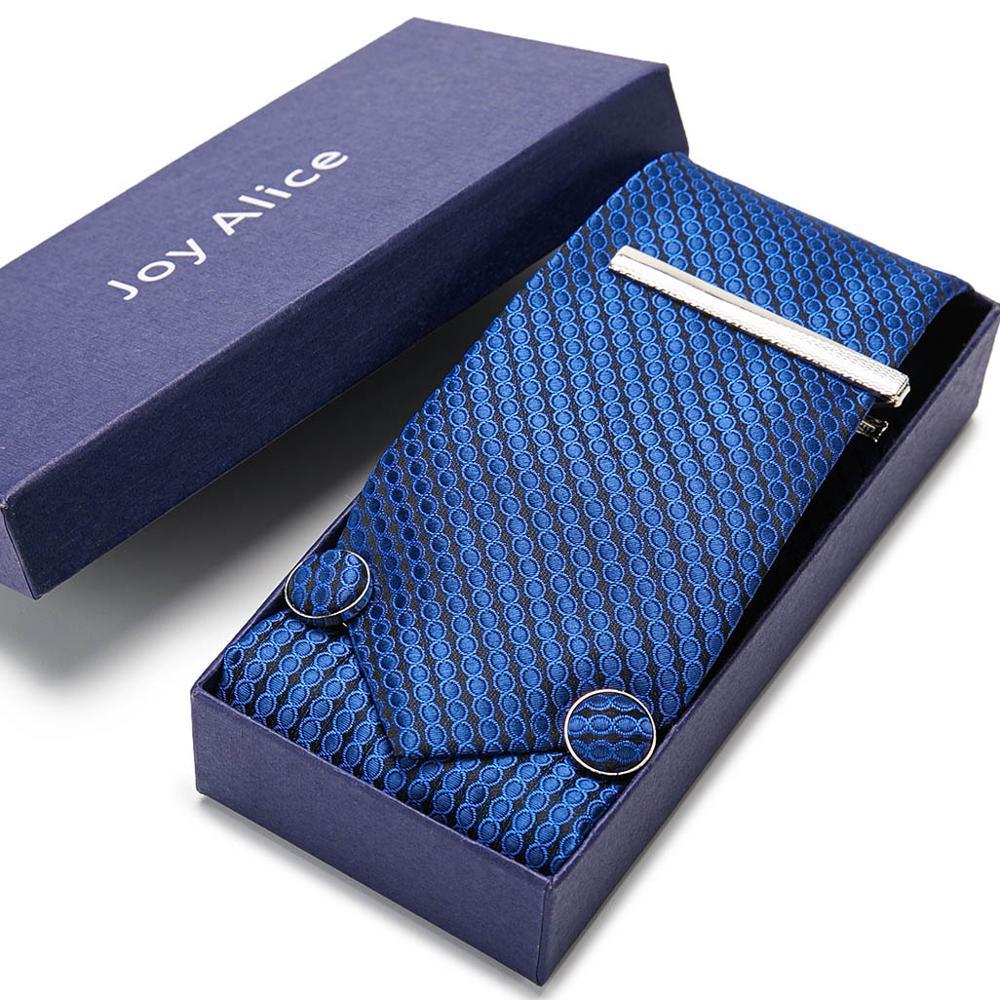 Classical Wedding Men 7.5cm 100% Silk Tie Blue Striped Floral Print Luxury Designer Ties For Men Business Dropshiiping Tie 12568