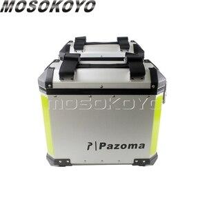 Image 3 - Đa Năng 36L Xe Máy Sidecases Pannier Hộp W/Giá Đỡ + 45L Hàng Hóa Lưu Trữ Đầu Cho Xe BMW Yamaha Suzuki Xe Honda NC700X NC750X
