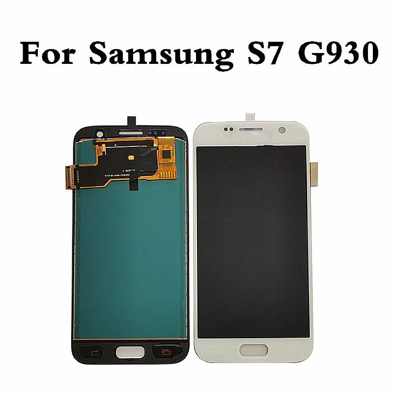 TFT For <font><b>Samsung</b></font> <font><b>S7</b></font> G930 <font><b>LCD</b></font> <font><b>Display</b></font> Screen <font><b>LCD</b></font> For <font><b>Samsung</b></font> <font><b>S7</b></font> <font><b>G930F</b></font> <font><b>Display</b></font> Screen Digitizer For <font><b>Samsung</b></font> <font><b>S7</b></font> <font><b>Display</b></font> Screen image