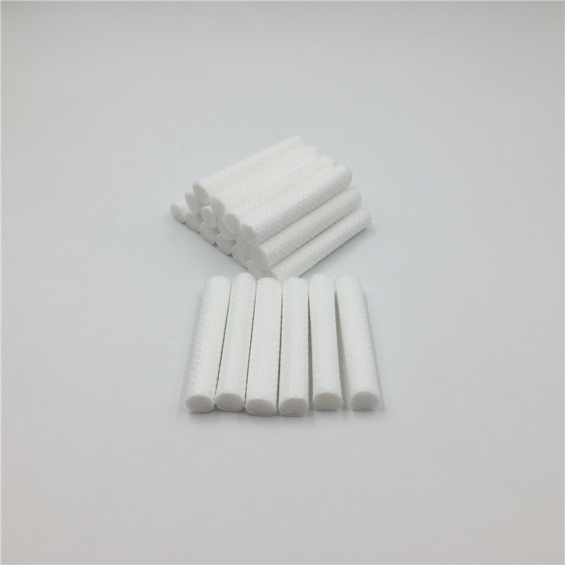 Free Shipping 500PCS/lot  Aromatherapy Inhaler Refill Wick Stick Package,Nasal Inhaler Replacement Wicks