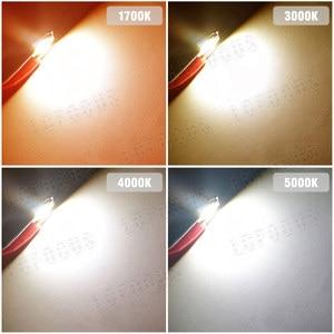 Image 5 - 10W 20W 30W 50W 100W rosną COB Chip LED pełne spektrum słońca DIY światło słoneczne dla domowa hydroponiczna roślina warzywa rosnące