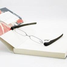 PODREADER 360, Карманный Кошелек, портативная складная мини ручка, очки для чтения, для мужчин и женщин, складной светильник, маленькие очки для дальнозоркости+ 150