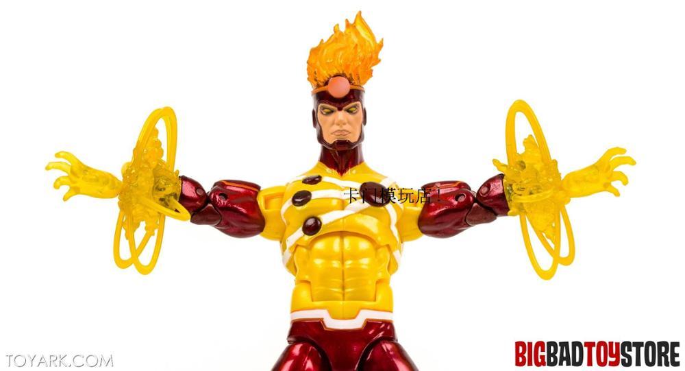 Nouveau DC52 les légendes Flash de demain flèche série firestaurm PVC figurine modèle jouets pour enfants cadeaux - 3