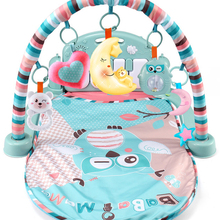 Toy Carpet-Piano Keyboard Play-Mat Music-Rack Puzzle Crawling Baby Infant Gym 27-Styles