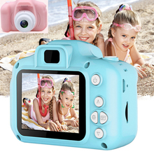 Kids Camera Educational-Toys Birthday-Gift Projection Mini Children for Baby Gifts 1080P