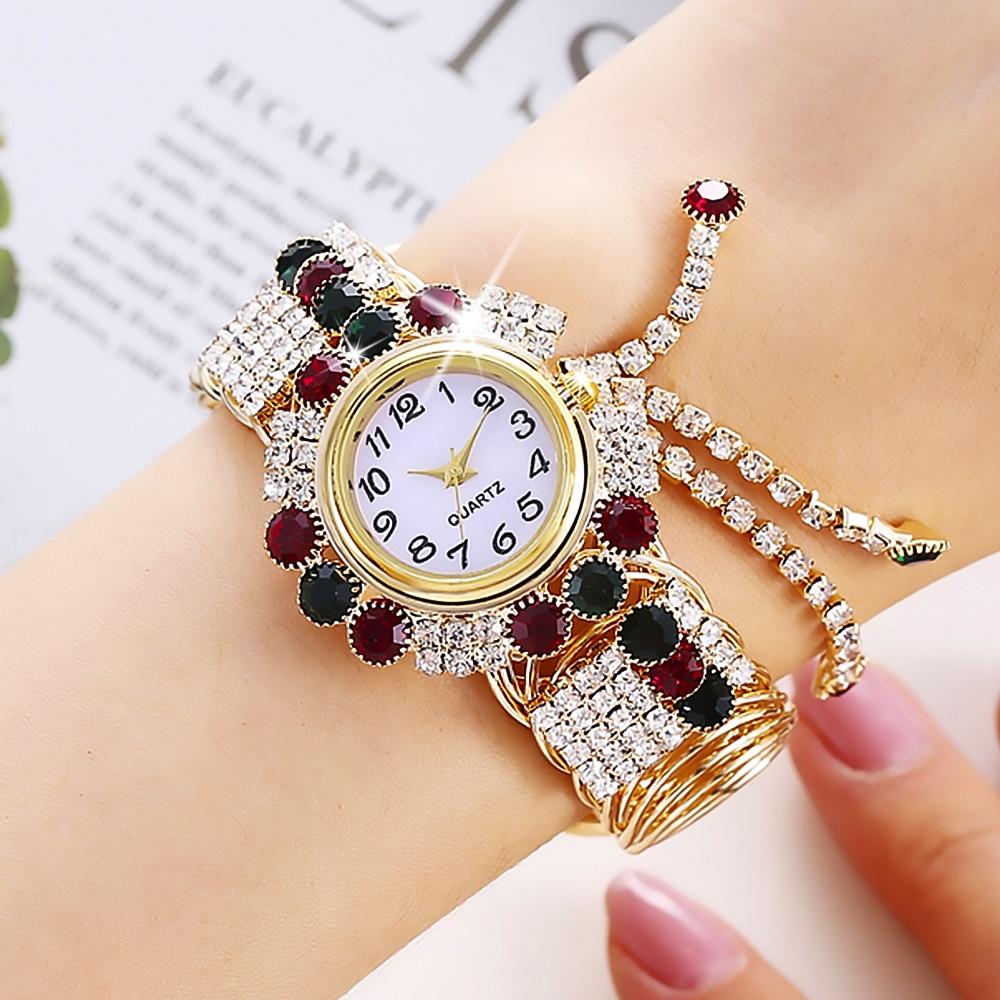 2020-Top-Brand-Luxury-Rhinestone-Bracelet-Watch-Women-Watches-Ladies-Wristwatch-Relogio-Feminino-Reloj-Mujer-Montre (2)