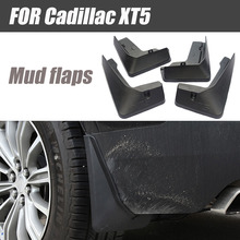 For Cadillac XT5 mudguards XT5 Mud flaps cadillac fenders splash guards car accessories auto styling 2016-2020 for cadillac srx mudguards cadillac mud flaps srx splash guards fenders car accessories auto styling 2009 2015