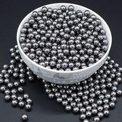 Bolas de acero de diamante 6mm 7mm 8mm 9mm 10mm caza Honda munición inoxidable al aire libre profesional catapulta tirachinas golpear munición
