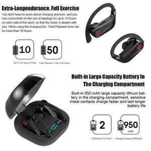 Image 3 - Q62 Tws Wireless Bluetooth Headphone Sport Earphone Running Earbuds Waterproof Headset With Mic For iphone Samsung Huawei Xiaomi