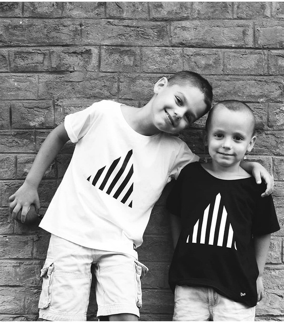 2020 di Nuovo Modo di Bambino Del Bambino Dei Bambini Dei Ragazzi di Estate T-Shirt Ragazze T Shirt A Manica Corta Per Bambini Carino Magliette e camicette Tee 1-8 anno 4