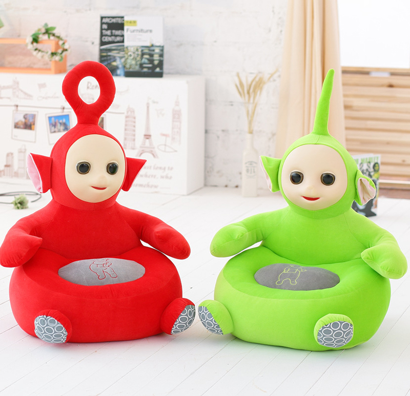 Hot Sale Teletubbies Baby Sofa Baby Use Comfortable Sofa Cartoon Movie Plush Home Decoration Birthday Christmas Gift For Kids