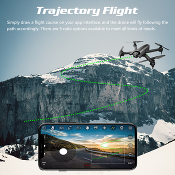 Global Drone 4K Drone Quadrocopter Dron Long Fly Time RC Helicopter Selfie Drones with Camera HD VS SG901 SG106 SG706 E58 E520 6