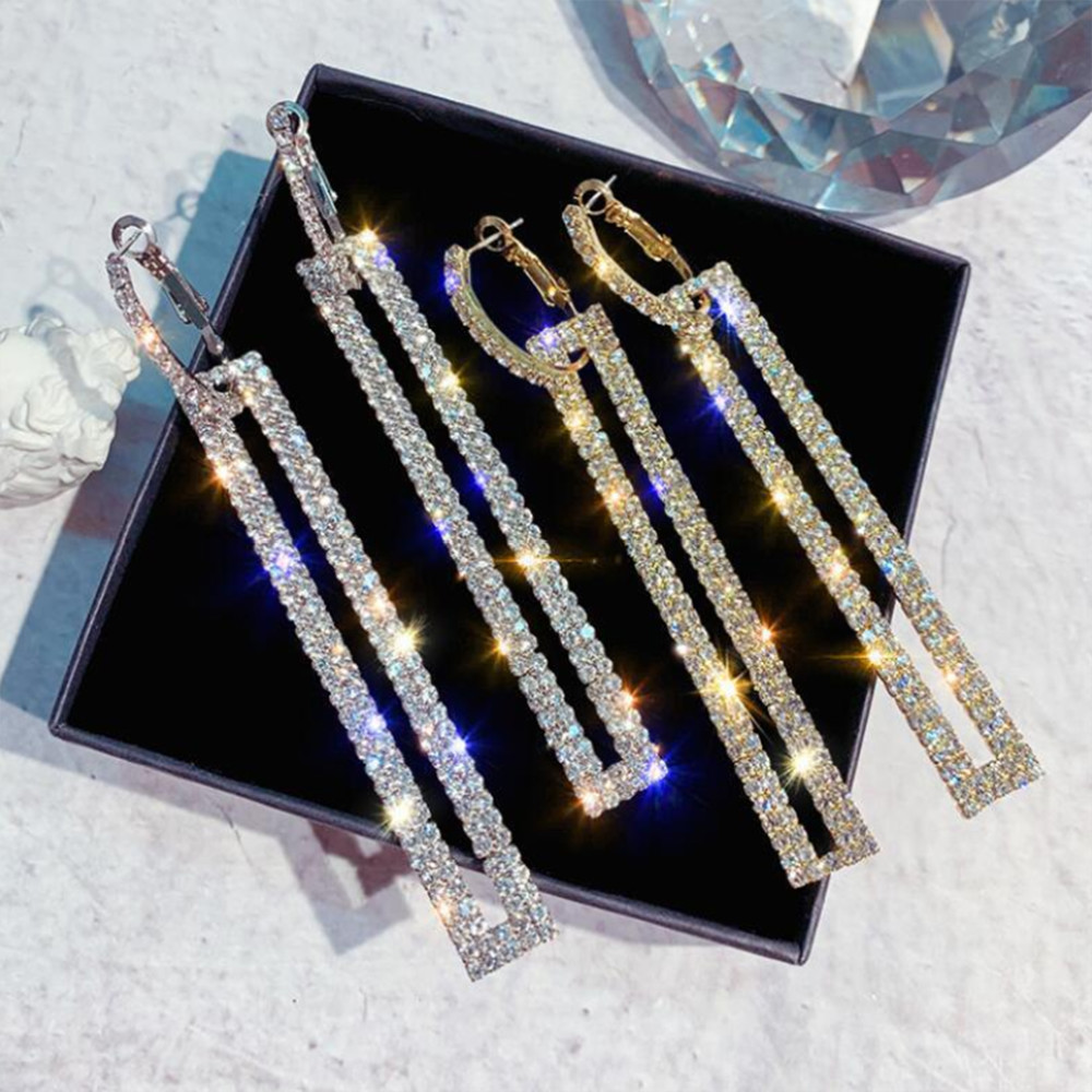 Womens Earrings Trendy Luxury Pendientes Brincos Oorbellen Orecchini Aretes De Mujer Jewellery For Women Bijoux Ear Rings Korean