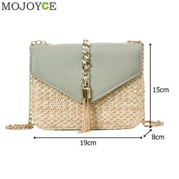 Fringed Chain Small Crossbody Bags  5