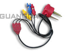3 компонентные геофонические струны и сейсмограф геофоны детектор