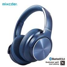 [Original]Mixcder E9 PRO Headphones aptX LL Wireless Bluetooth Headphone Active Noise Cancelling with MIC Deep Base Earphones