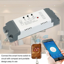 eWeLink 2CH Smart Wireless Timer Switch Module WiFi Voice Co