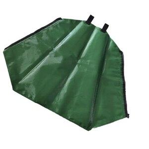 Полиэтиленовый пакет для капель воды, мешок для полива деревьев, медленный полив, мешок для орошение деревьев с молнией, 20 галлонов для сада ...
