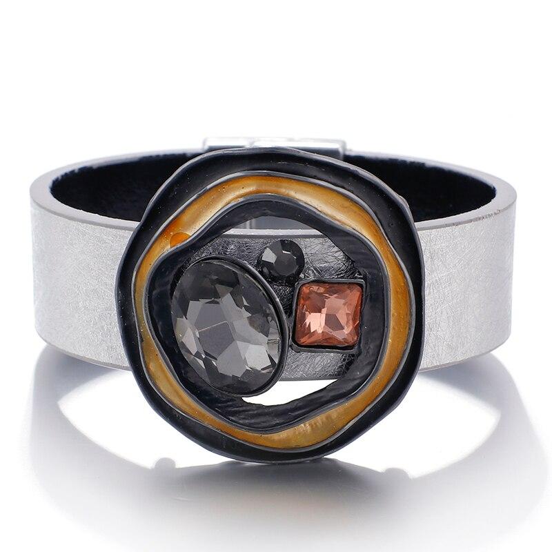 E760171P圆形合金大钻手镯 (5)