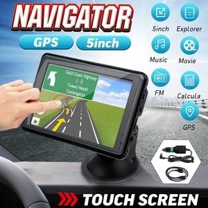 5 Inch 4G Car GPS Navigation L