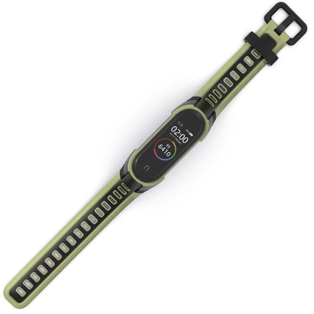 Mi Band 4 Strap New Style X Strap For Xiaomi Mi Band 3 Sport Silicone Bracelet For Xiaomi Mi Band3 Smart Watch Bracelet 5