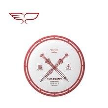 YIKUN диски PDGA одобренный диск Гольф диск черепаха-линия драйвер двойные мечи Черная пятница