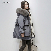 Oversize Duck Winter Ftlzz