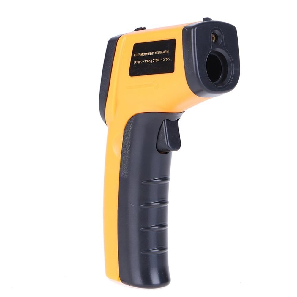 handheld digital lcd industrial ao ar livre laser pirometer ir termômetro