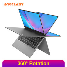 "Teclast F5 11.6 ""Touch Screen Del Computer Portatile 8 Gb DDR4 Ssd da 256 Gb Finestre 10 Notebook Intel Gemini Lago Fhd display 360 ° di Rotazione Del Computer(China)"